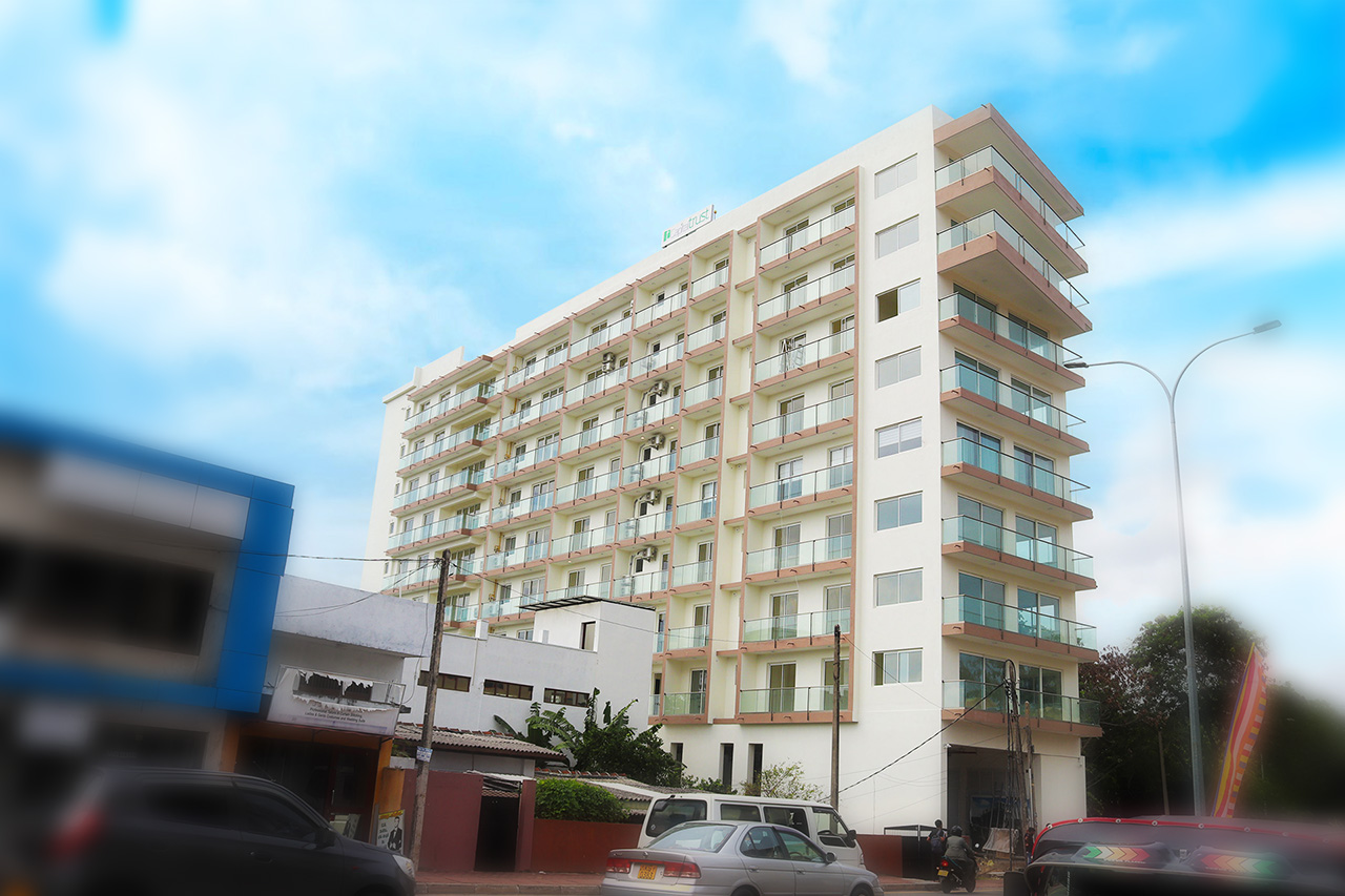 Capital Trust Apartment Complex- Thimbirigasyaya