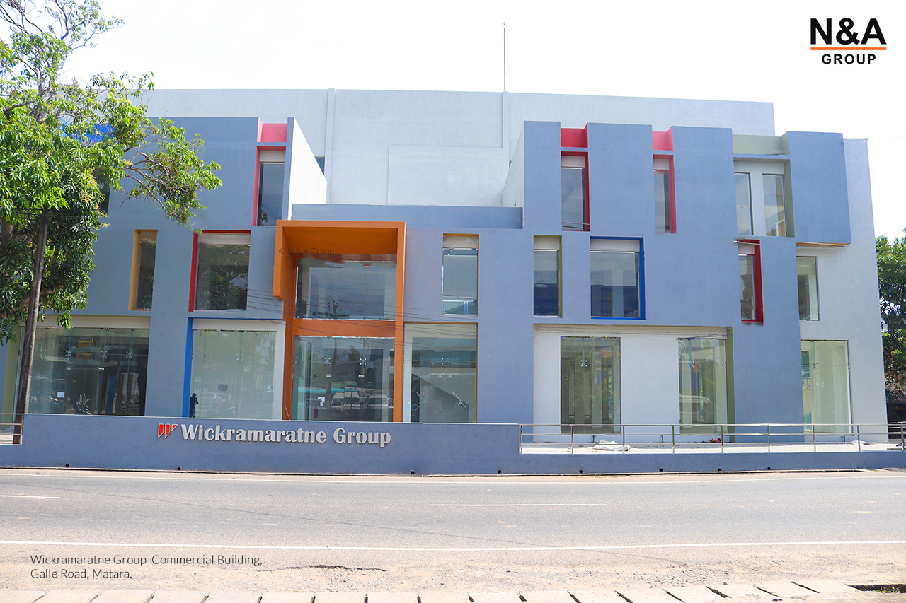 Wickramaratne Group – Office Building