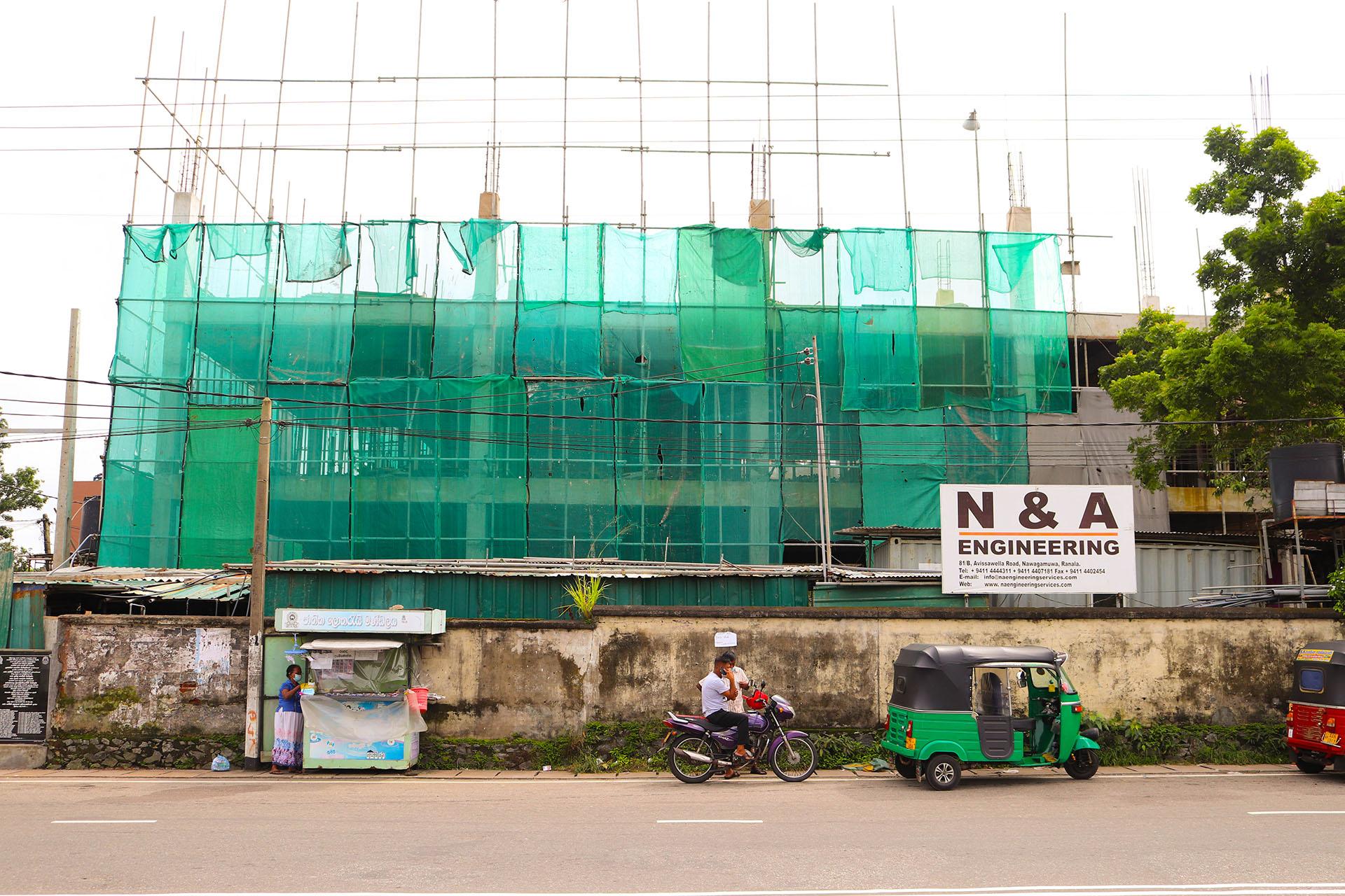 Kesbewa Urban Council New Building